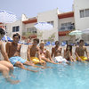 Alumnos de Club Class Malta en Swieqi en la piscina - Speak and Fun