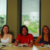 Alumnos de GEOS Montreal en clase - Speak and Fun